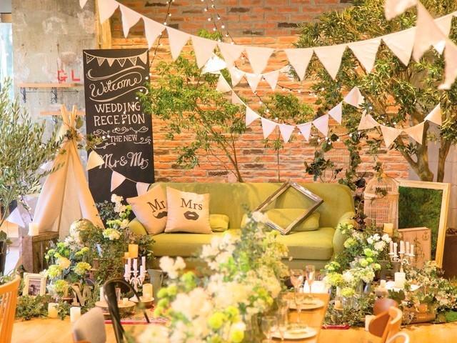 表参道 カフェ 結婚式二次会幹事代行 2次会ストーリー
