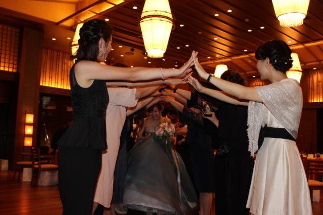 結婚式場,二次会,幹事