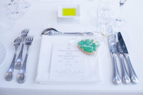 席札,結婚式,披露宴